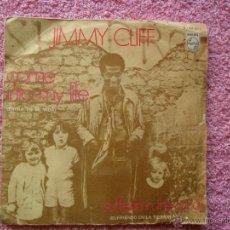 Discos de vinilo: JIMMY CLIFF 1970 PHILIPS 6068011 COME INTO MY LIFE DISCO VINILO. Lote 48688735