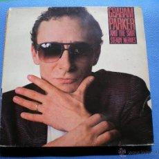 Discos de vinilo: GRAHAM PARKER AND THE SHOT, STEADY NERVES, ELEKTRA LP. Lote 48691409