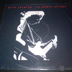 Discos de vinilo: DIRE STRAITS - ON EVERY STREET. Lote 48697363