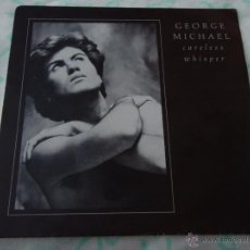 Discos de vinilo: GEORGE MICHAEL ( CARELESS WHISPER 2 VERSIONES ) 1984-HOLANDA SINGLE45 EPIC. Lote 193195738