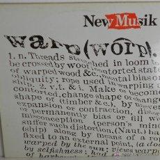 Discos de vinilo: NEW MUSIK - WARP (ESPAÑA-1982). Lote 246436255