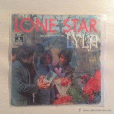 Discos de vinilo: SINGLE LONE STAR - 1970. Lote 48707262