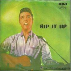 Discos de vinilo: ELVIS PRESLEY EP SELLO RCA VICTOR EDITADO EN AUSTRALIA. Lote 48725918