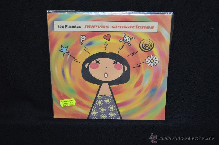 LOS PLANETAS - NUEVAS SENSACIONES +3 - EP SUBTERFUGE REF.21069 - NO ES REEDICION (Música - Discos de Vinilo - EPs - Grupos Españoles de los 90 a la actualidad)