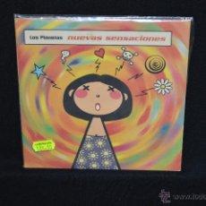 Discos de vinilo: LOS PLANETAS - NUEVAS SENSACIONES +3 - EP SUBTERFUGE REF.21069 - NO ES REEDICION. Lote 48732894