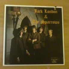 Discos de vinilo: JACK LONDON & THE SPARROWS – JACK LONDON & THE SPARROWS (LP SWEET DANDELION - SWDDL723). Lote 219640131
