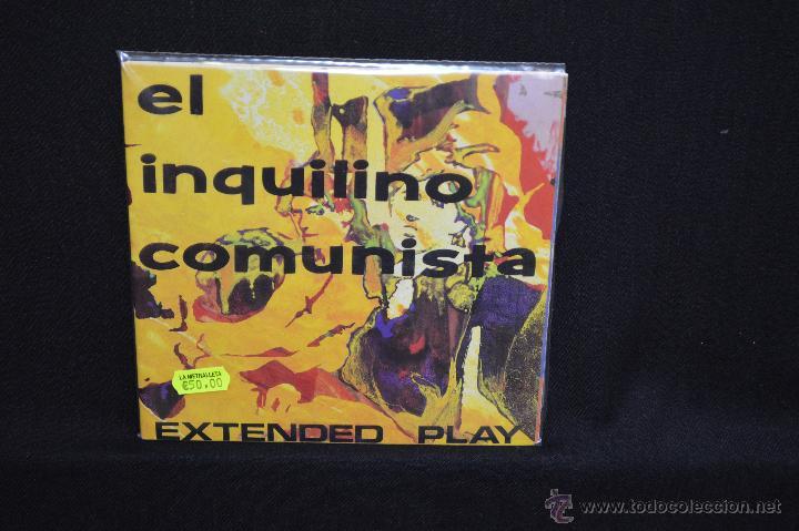 EL INQUILINO COMUNISTA - SPEED LIMIT +4 - DOBLE EP (Música - Discos de Vinilo - EPs - Grupos Españoles de los 90 a la actualidad)