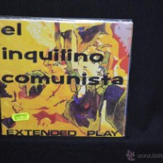 Discos de vinilo: EL INQUILINO COMUNISTA - SPEED LIMIT +4 - DOBLE EP . Lote 48737780