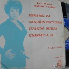 Discos de vinilo: MYRIAN -EP PROMO 1972 -BUEN ESTADO. Lote 48747500