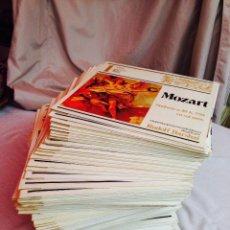 Discos de vinilo: COLECCION DE 100 DISCOS DE VINILOS, TESOROS DE LA MUSICA CLASICA. Lote 48753610