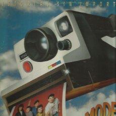 Discos de vinilo: MODESTIA APARTE LP SELLO MERCURI AÑO 1991. Lote 48758042