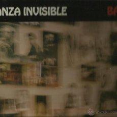 Discos de vinilo: DANZA IMVISIBLE LP SELLO TWINS AÑO 1991. Lote 48758524