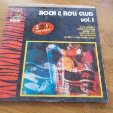 Discos de vinilo: ROCK & ROLL CLUB VOL.I EDICION FRANCESA. Lote 48773673