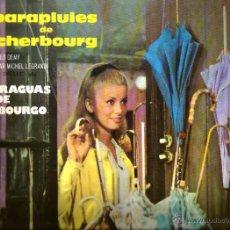 Discos de vinilo: LP BANDA SONORA LOS PARAGUAS DE CHERBOURGO ( LES PARAPLUIES DE CHERBOURG ) - MICHEL LEGRAND. Lote 48778485