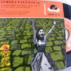Discos de vinilo: CATERINA VALENTE -EP -PEDIDO MINIMO 3 EUROS. Lote 48779761