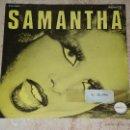 Discos de vinilo: SAMANTHA- SUPERMAN / ROCK ME BABY / TOP-RARE ROCK GLAM-CHAPA DISCOS-1979-. Lote 48781650