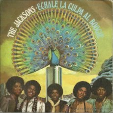Discos de vinilo: THE JACKSONS SINGLE SELLO EPIC AÑO 1978 EDITADO EN ESPAÑA. Lote 48783853