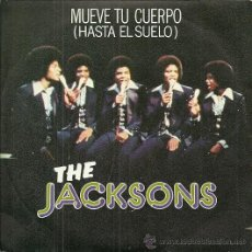 Discos de vinilo: THE JACKSONS SINGLE SELLO EPIC AÑO 1979 EDITADO EN ESPAÑA. Lote 48783866