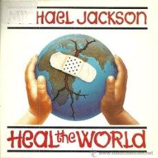 Discos de vinilo: MICHAEL JACKSON SINGLE SELLO EPIC AÑO 1992 EDITADO EN ESPAÑA PROMOCIONAL SOLO UNA CARA. Lote 48783999