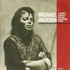 Discos de vinilo: MICHAEL JACKSON SINGLE SELLO EPIC AÑO 1987 EDITADO EN HOLANDA. Lote 48784053