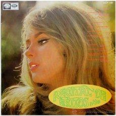 Discos de vinilo: LONE STAR, SALVAJES, DAVE CLARK FIVE... - RECITAL DE EXITOS #10 - LP SPAIN 1968 - LA VOZ DE SU AMO. Lote 48786245