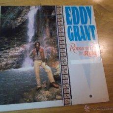 Dischi in vinile: EDDY GRANT. ROMANCING THE STONE.. Lote 48809598