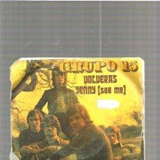 Discos de vinilo: GRUPO 15. Lote 61348342