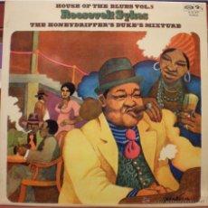 Discos de vinilo: ROOSEVELT SYKES - THE HONEYDRIPPER'S DUKE'S MIXTURE - HOUSE OF THE BLUES VOL 5. Lote 48810616