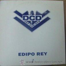 Discos de vinilo: DEF CON DOS: EDIPO REY + CELTAS CORTOS: GENTE IMPRESENTABLE. Lote 234369555