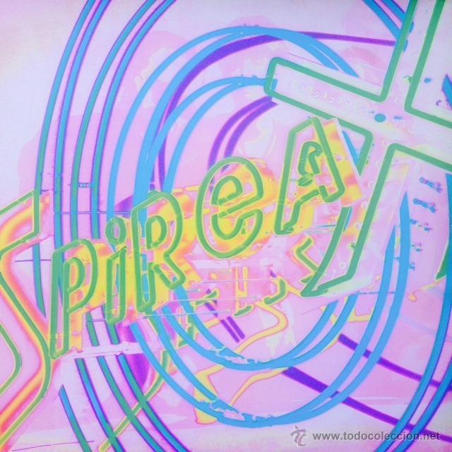 SPIREA X - SPEED REACTION . MAXI SINGLE . 1991 4AD UK - BAD 1006 (Música - Discos de Vinilo - Maxi Singles - Pop - Rock Internacional de los 90 a la actualidad)