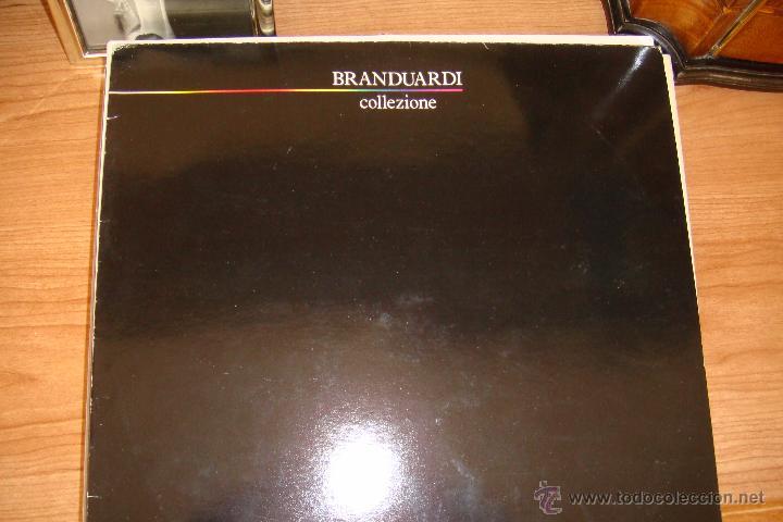 ANGELO BRANDUARDI. COLLEZIONE. 1987. (Música - Discos - LP Vinilo - Canción Francesa e Italiana)