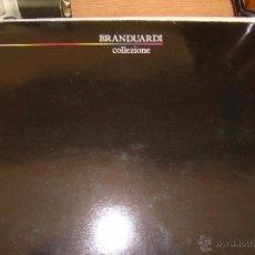 Discos de vinilo: ANGELO BRANDUARDI. COLLEZIONE. 1987.. Lote 48822195
