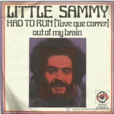 Discos de vinilo: LITTLE SAMMY SINGLE SELLO EXPLOSION. Lote 48826554