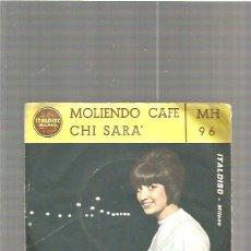Discos de vinilo: MINA MOLIENDO. Lote 48832391