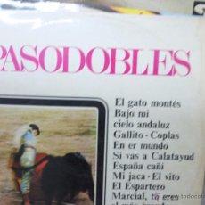Discos de vinilo: PASADOBLES-LP-GM GRAMUSIC. Lote 48832521