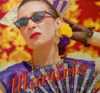 Discos de vinilo: MARTIRIO (Single 1987) Méteme goles / madurito interesante - promocional (Portada sin Foto) - Foto 2 - 43600895