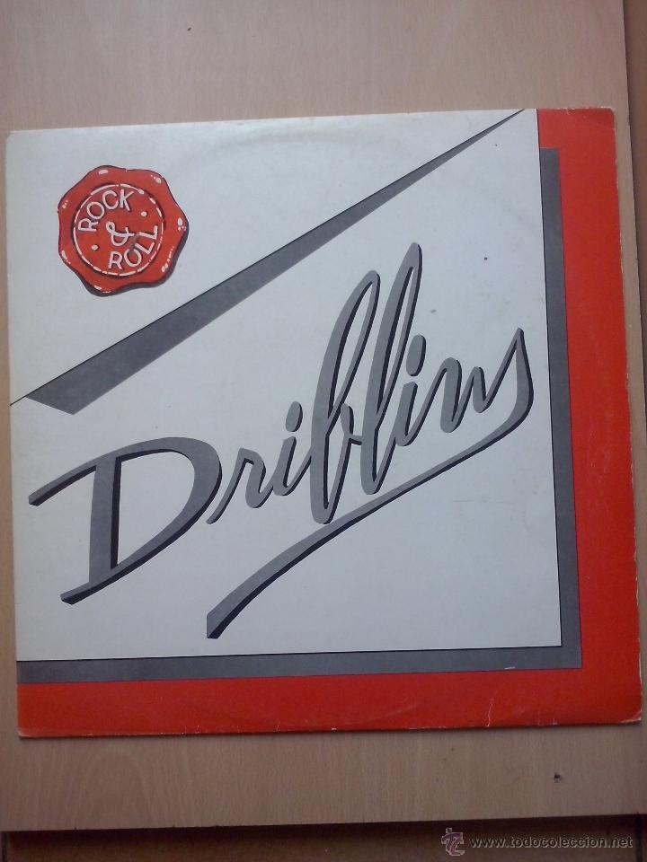 DRIBLINS - ROCK & ROLL - LP LA JUNGLA 1992 (Música - Discos - LP Vinilo - Grupos Españoles de los 90 a la actualidad)