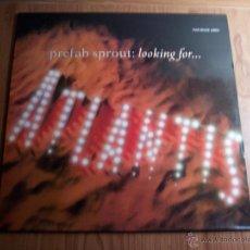 Discos de vinilo: MAXI SINGLE - PREFAB SPROUT (LOOKING FOR ATLANTIS) CBS-1990. Lote 48849846