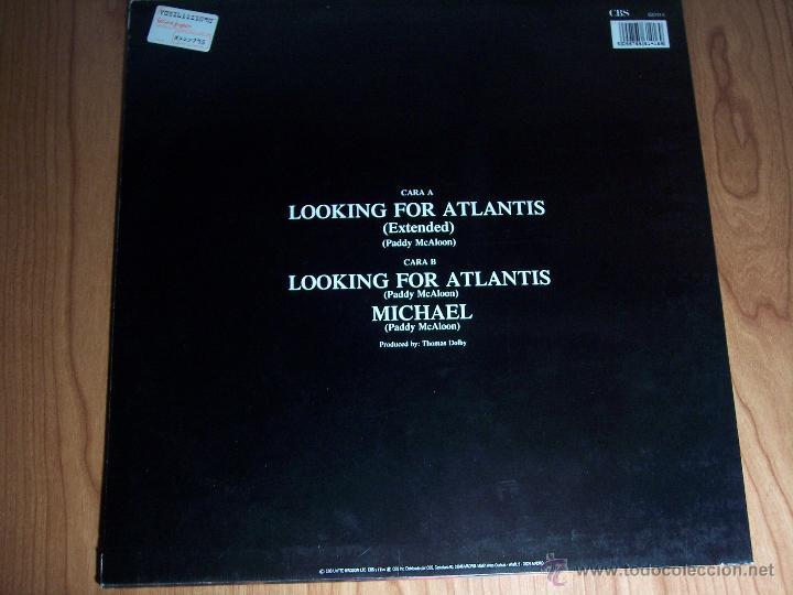 Discos de vinilo: MAXI SINGLE - PREFAB SPROUT (LOOKING FOR ATLANTIS) CBS-1990 - Foto 2 - 48849846