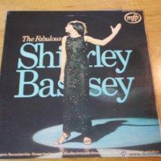 Discos de vinilo: SHIRLEY BASSEY. EDICION INGLESA . AÑOS 60. Lote 48857718