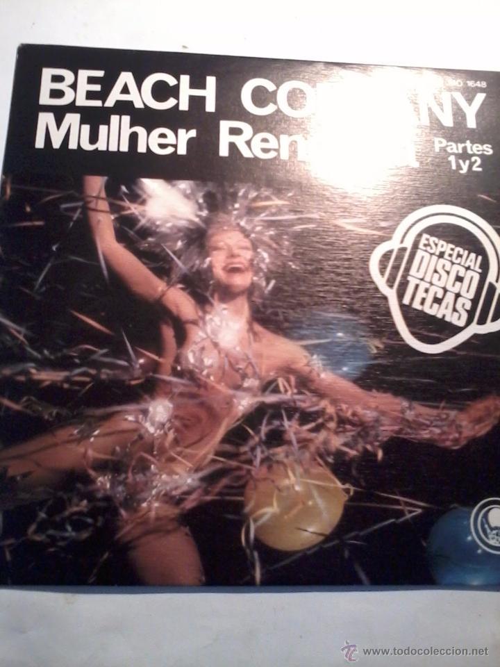. BEACH COMPANY MULHER RENDEIRA. MB2 (Música - Discos - Singles Vinilo - Otros estilos)