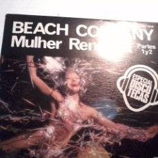 Discos de vinilo: . BEACH COMPANY MULHER RENDEIRA. MB2. Lote 48865063