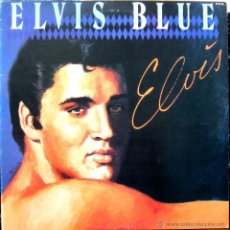 Discos de vinilo: ELVIS PRESLEY: ELVIS BLUE (RPL-8258), RCA JAPAN PRESSING 1984 / **MUY RARO Y DIFÍCIL DE CONSEGUIR***. Lote 48866262