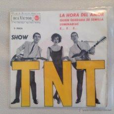 Discos de vinilo: EP LOS TNT - LUMINARIAS + 3 -1963. Lote 48867786