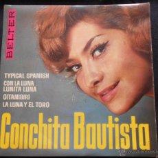 CONCHITA BAUTISTA // TYPICAL SPANISH + 3