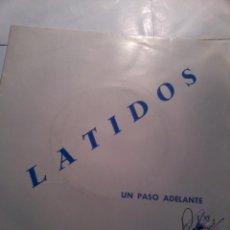 Discos de vinilo: LATIDOS UN PASO ADELANTE. PROMO. MB3. Lote 48870302