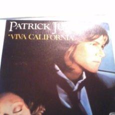 Discos de vinilo: PATRICK JUVET. VIVA CALIFONIA. MB2. Lote 48870592