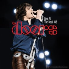 Discos de vinilo: 2LP THE DOORS LIVE AT THE BOWL 68 180 VINILO. Lote 48871927
