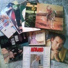 Discos de vinilo: BUEN LOTE SURTIDO DE LP VINILO DENTRO DESCRIPCIÓN Y FOTOS. Lote 48872633
