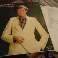 Discos de vinilo: PAOLO SALVATORE PARA MI ... ES LA MUSICA LP DISCO DE VINILO RCA PL35311 . Lote 48874122